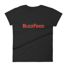Load image into Gallery viewer, BuzzFeed Classic Logo Women's T-Shirt
