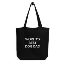 Load image into Gallery viewer, BuzzFeed Dog Dad Father's Day Tote Bag