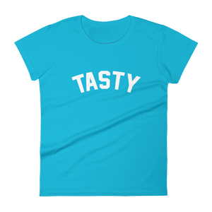 Tasty Collegiate Women's T-Shirt