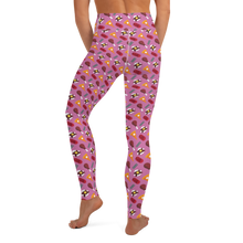 Load image into Gallery viewer, Tasty Thanksgiving Feast Yoga Leggings