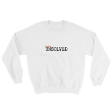 Load image into Gallery viewer, BuzzFeed Unsolved Logo Sweatshirt