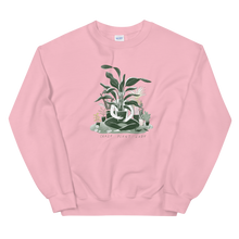 Load image into Gallery viewer, Goodful Crazy Plant Lady Sweatshirt