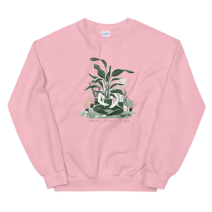 Goodful Crazy Plant Lady Sweatshirt