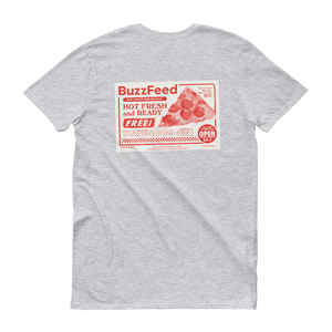 BuzzFeed Pizza Coupon T-Shirt