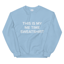 Load image into Gallery viewer, BuzzFeed Me Time Mother's Day Sweatshirt