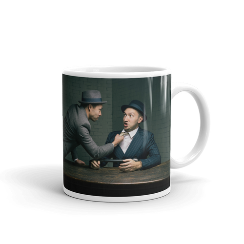 BuzzFeed Unsolved True Crime Season 5 Mug
