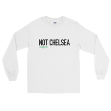 Load image into Gallery viewer, Multiplayer By BuzzFeed Not Chelsea Long Sleeve T-Shirt