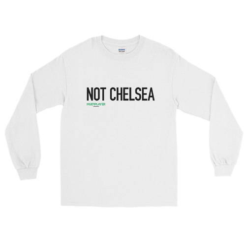 Multiplayer By BuzzFeed Not Chelsea Long Sleeve T-Shirt