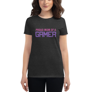 Multiplayer By BuzzFeed Proud Mom Gamer Women's T-Shirt