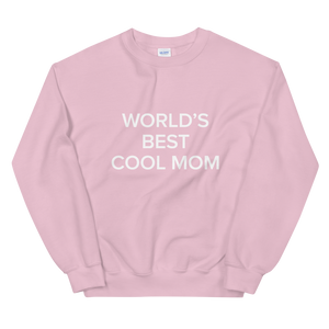 BuzzFeed Cool Mom Mother's Day Sweatshirt