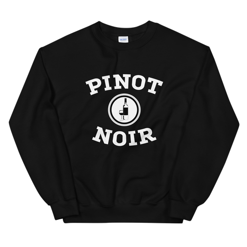 BuzzFeed Pinot Noir Collegiate Wine Day Sweatshirt