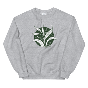 Goodful Growth Plant Sweatshirt