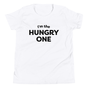 Mom In Progress Hungry One Kids T-Shirt
