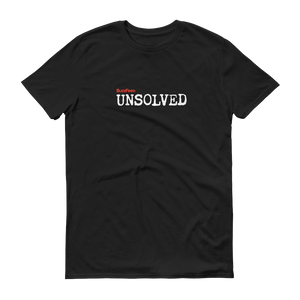 BuzzFeed Unsolved Logo T-Shirt