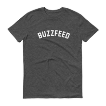 Load image into Gallery viewer, BuzzFeed Collegiate Logo T-Shirt