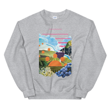Load image into Gallery viewer, BuzzFeed Wine Valley Wine Day Sweatshirt