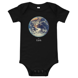 BuzzFeed Earth Earth Day Baby Onesie