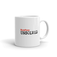 Load image into Gallery viewer, BuzzFeed Unsolved Saturday Morning Mug