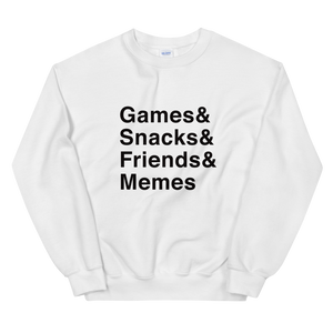Multiplayer By BuzzFeed Games & Sweatshirt