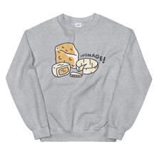 Load image into Gallery viewer, Eating Your Feed Fromage! Sweatshirt