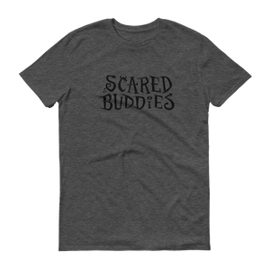 Multiplayer By BuzzFeed Scared Buddies Logo T-Shirt