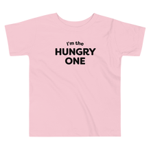Load image into Gallery viewer, Mom In Progress Hungry One Toddler T-Shirt