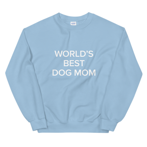 BuzzFeed Dog Mom Mother's Day Sweatshirt