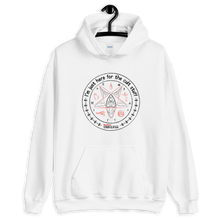 Load image into Gallery viewer, BuzzFeed Unsolved Cult Stuff Hooded Sweatshirt