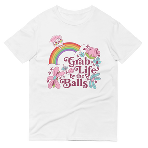 The Good Advice Cupcake Grab Life T-Shirt
