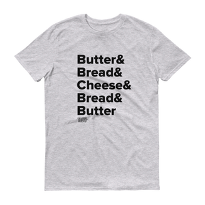Tasty Grilled Cheese Recipe T-Shirt