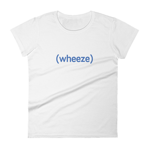BuzzFeed Unsolved (wheeze) Women's T-Shirt
