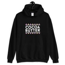 Load image into Gallery viewer, Cocoa Butter Hooded Sweatshirt