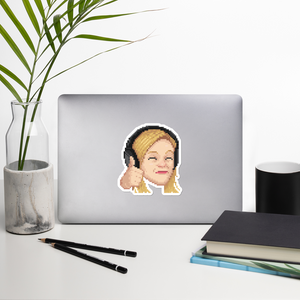 Multiplayer By BuzzFeed Kelsey Emote Sticker