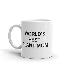 BuzzFeed Plant Mom Mother's Day Mug