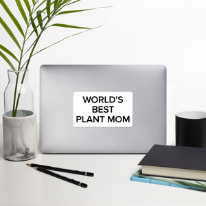 BuzzFeed Plant Mom Mother's Day Sticker