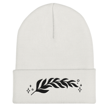 Load image into Gallery viewer, Goodful Growth Leaf Winter Beanie