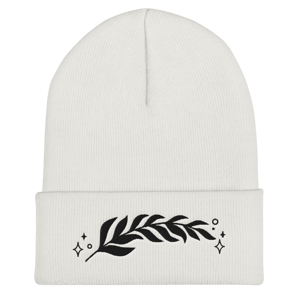 Goodful Growth Leaf Winter Beanie