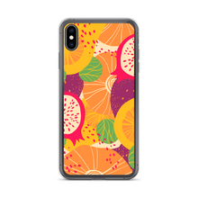 Load image into Gallery viewer, Tasty Citrus Fruit iPhone Case