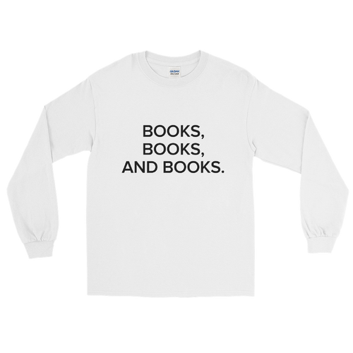 BuzzFeed Books, Books Book Day Long Sleeve T-Shirt