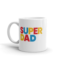 Load image into Gallery viewer, BuzzFeed Super Dad Father's Day Mug