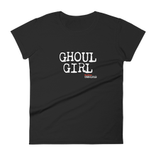 Load image into Gallery viewer, BuzzFeed Unsolved Ghoul Girl Women's T-Shirt