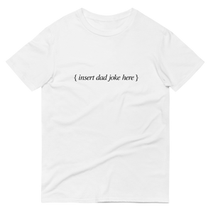 BuzzFeed Dad Joke Father's Day T-Shirt