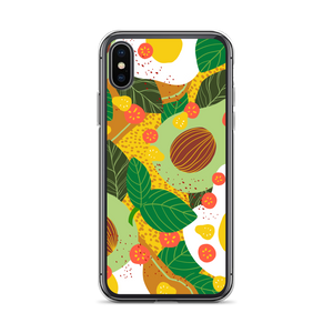 Tasty Avocado iPhone Case