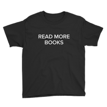 Load image into Gallery viewer, BuzzFeed Read More Books Book Day Youth T-Shirt