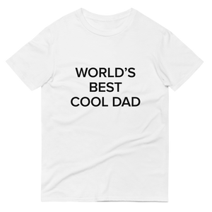 BuzzFeed Cool Dad Father's Day T-Shirt