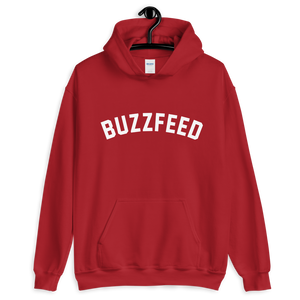 BuzzFeed Collegiate Logo Hooded Sweatshirt