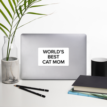 Load image into Gallery viewer, BuzzFeed Cat Mom Mother's Day Sticker
