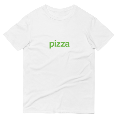BuzzFeed Pizza Green Best Friend Day T-Shirt