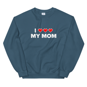 Multiplayer By BuzzFeed I Full Heart Mom Sweatshirt
