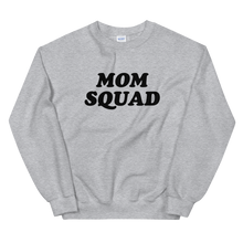 Load image into Gallery viewer, Mom In Progress 70s Mom Squad Sweatshirt